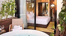 """מלון לייטהאוס 1 זירת הנדל""""ן, צילום: אסף פינצ'וק"""