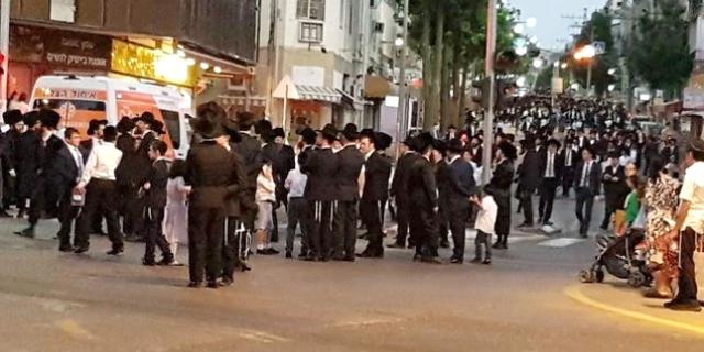 ההפגנות הערב, צילום: חגי דקל