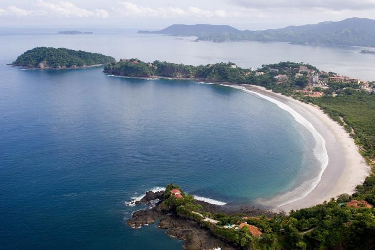 חוף פלמינגו, קוסטה ריקה