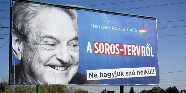 סורוס תובע את הונגריה על חוקים נגד ארגוני סיוע לפליטים