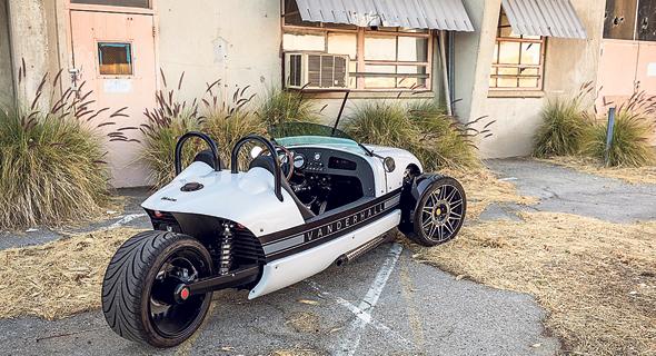 רכב עם שלושה גלגלים