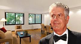 אנתוני בורדיין דירה למכירה מנהטן, צילום: Stribling