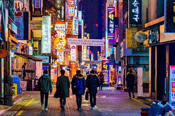 סיאול, דרום קוריאה. במקום התשיעי, צילום: שאטרסטוק