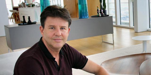 יגאל צמח מנכ'ל ברגרואין רזידנטיאל., צילום: אבי מועלם