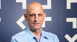"""מנכ""""ל רשות החדשנות אהרון אהרון , צילום: אוראל כהן"""