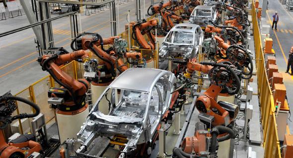 Smart manufacturing (illustration). Photo: Reuters