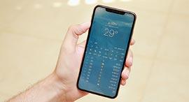 אייפון XS MAX  אפל, צילום: אוראל כהן