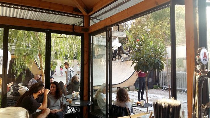 שכונת מטאחורגיו באתונה, יוון