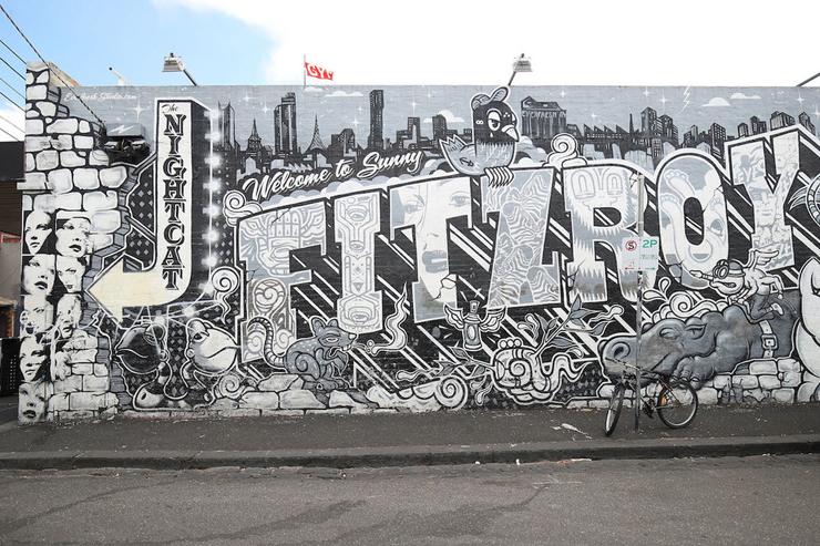 שכונת פיצרוי, מלבורן אוסטרליה