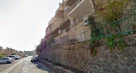 """רחוב התנא נחום טבריה זירת הנדל""""ן, צילום: Google Street View"""