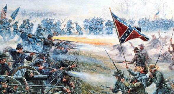 המון חיילים, המון הרוגים. מלחמת האזרחים האמריקאית