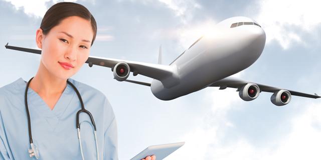 יש רופא בקבינה? כך מתמודדים עם חירום רפואי בטיסה