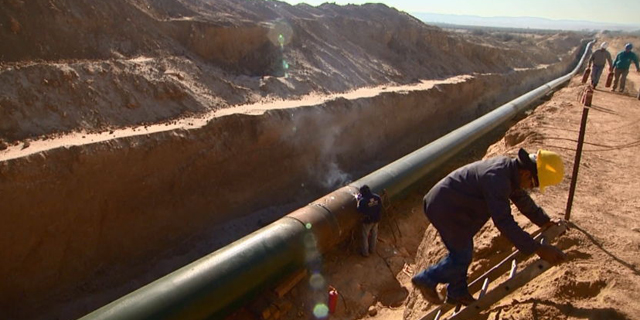 EAPC, Once Joint Israeli-Iranian Pipeline Venture, Stands to Make Bank from Egyptian Gas