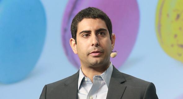 Argus CEO Ofer Ben-Noon. Photo: Orel Cohen