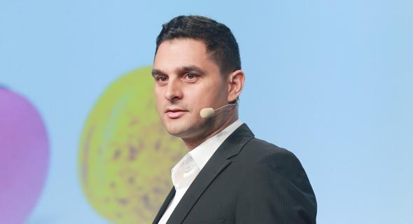 """עמוס חג'ג', מייסד-שותף ומנכ""""ל אופטיפוס"""