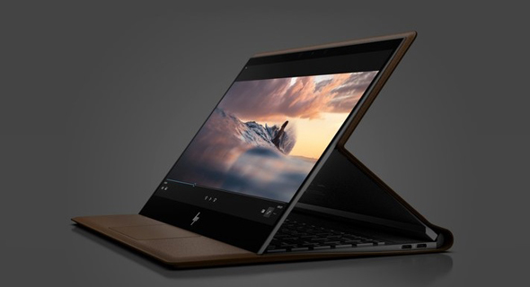 לפטופ HP Folio spectre, צילום: HP