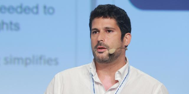 """עומר כילף, מייסד ומנכ""""ל Innoviz , צילום: אוראל כהן"""
