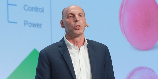 Valens CEO Dror Jerushalmi. Photo: Orel Cohen