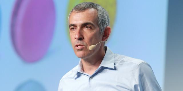 """רביב מלמד, מייסד ומנכ""""ל Vayyar, צילום: אוראל כהן"""