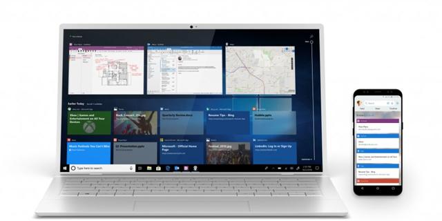 חדש ממיקרוסופט: סנכרון משופר בין המחשב והסלולרי, צילום: Microsoft