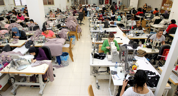 מפעל טקסטיל בטמרה