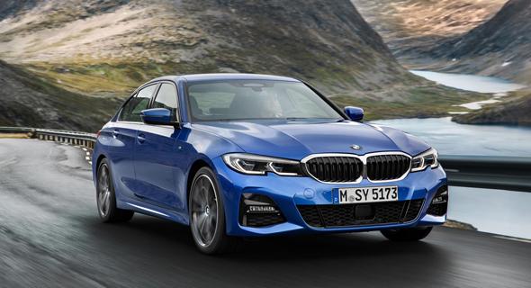 ב.מ.וו סדרה 3 חדשה BMW, צילום: יצרן