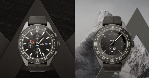 LG V40 סמארטפון שעון חכם, צילום: LG