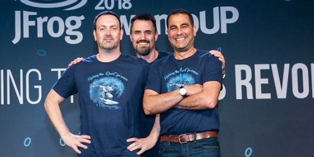 Code Management Startup JFrog Raises $165 Million