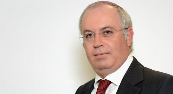 """אבי ברזילי מנכ""""ל אפריקה נכסים"""