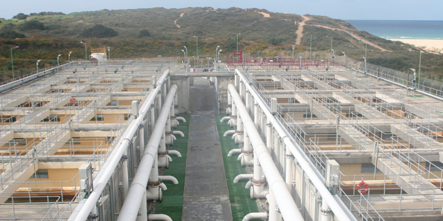 רשות המים בדרך להדחה מניהול מתקני התפלה חדשים