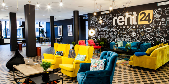 German Co-Working Company Rent24 to Open Second Tel Aviv Location