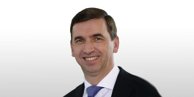 """מנכ""""ל פריגו היוצא Uwe Röhrhoff"""