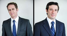 Sweetwood Capital General Partners Samuel Cohen Solal and Manuel Sussholz. Photo: Jonathan Blum