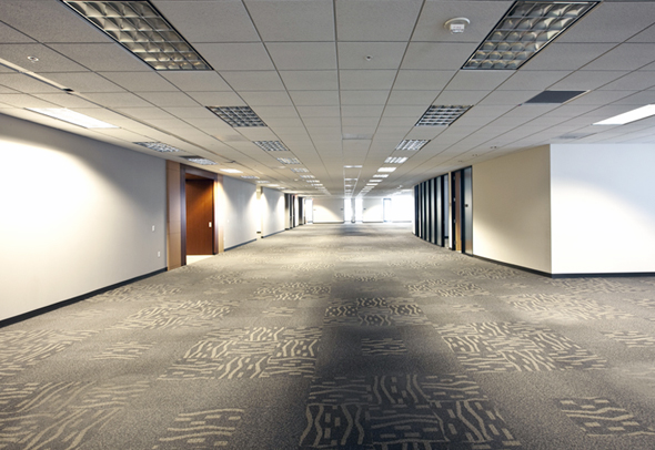 An empty office space. Photo: Jpstock/ Dreamstime.com