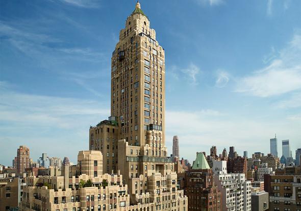 מלון קרלייל בניו יורק