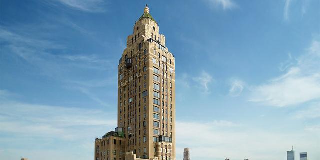מלון קרלייל בניו יורק, צילום: Andrew Moore the Carlyle