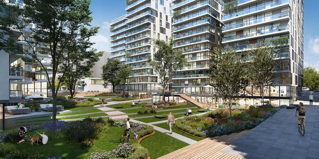 אאורה תבנה 620 דירות בפינוי־בינוי בנס ציונה