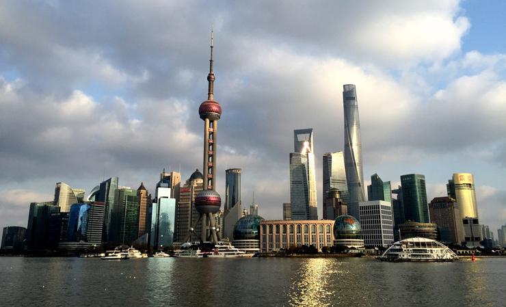 במקום ה-6: שנגחאי, סין , צילום: sublimechina
