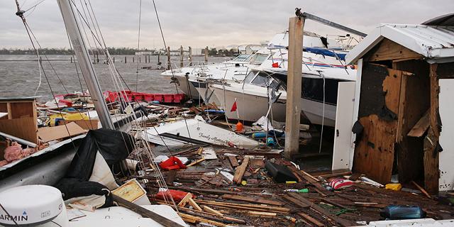 """הרוג מהוריקן """"מייקל"""", שנחלש לדרגה 1: """"בתים נהרסו, זו קטסטרופה"""""""