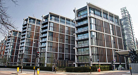 וואן הייד פארק לונדון One Hyde Park הכי יקר, צילום: e-architect.co.uk