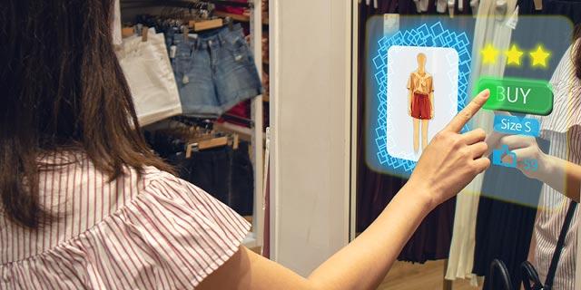 צו האופנה: כשהטכנולוגיה מגיעה לארון הבגדים