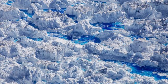 חם בגרינלנד? שינויי מזג האוויר בתמונות