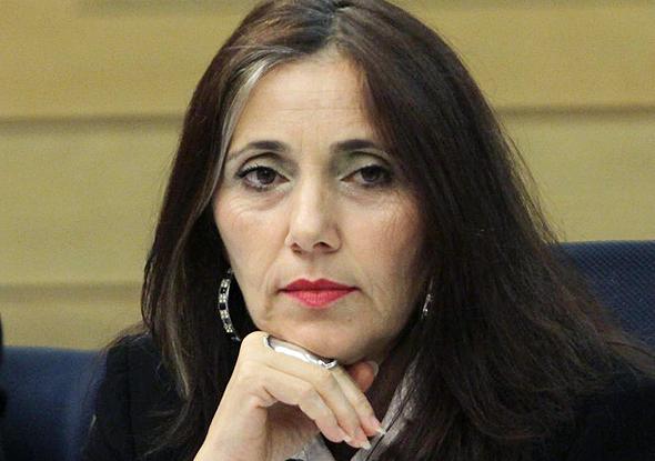 """יוליה שמאלוב ברקוביץ' יו""""ר הרשות השנייה"""