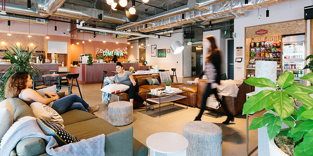 WeWork to Open Additional Central Israel Coworking Space