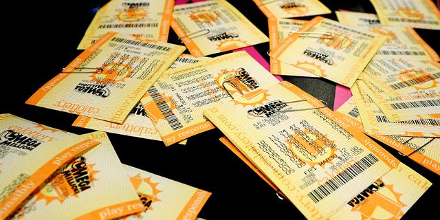 הפרס הגדול בהגרלת הלוטו האמריקאי טיפס ל-654 מיליון דולר; צפוי להיות השני בגובהו אי פעם