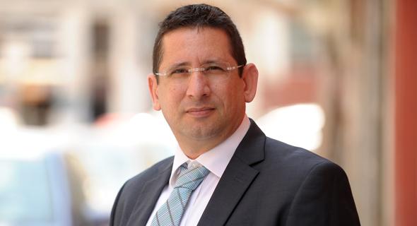 SAS CEO Meir Moalem. Photo: Ilan Siman-Tov