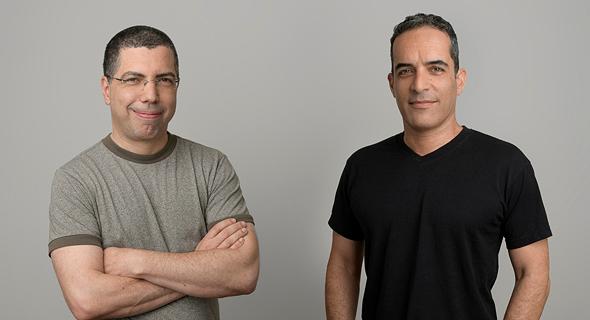 קובי סמבורסקי ואריק קליינשטיין, שותפים מייסדים בקרן