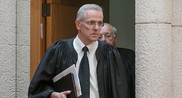 השופט דוד מינץ