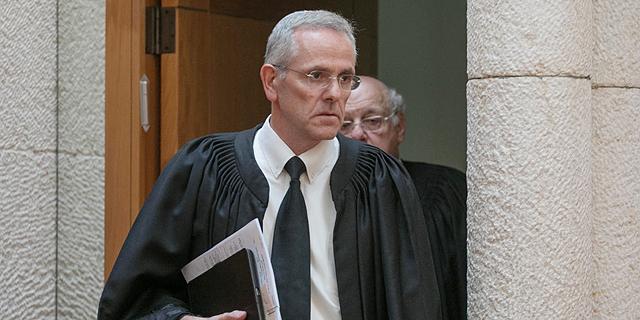 השופט דוד מינץ, צילום: אוהד צויגנברג