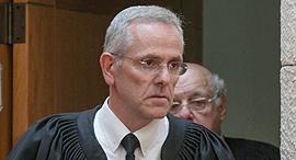 שופט בית המשפט העליון דוד מינץ, צילום: אוהד צויגנברג